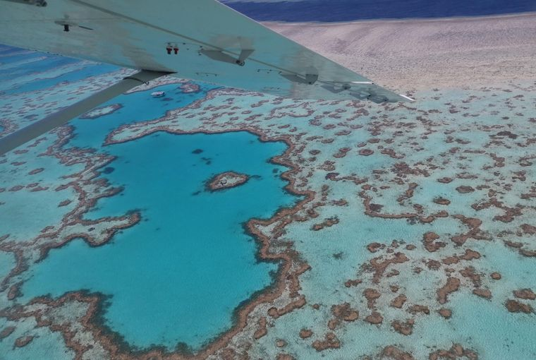 Scenic Flight Great Barrier Reef