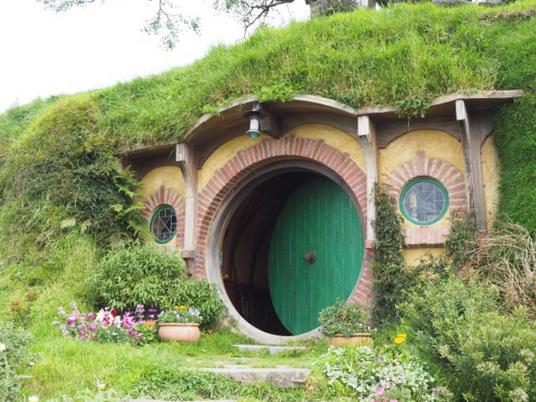 Hobbit daheim? - Studium Neuseland