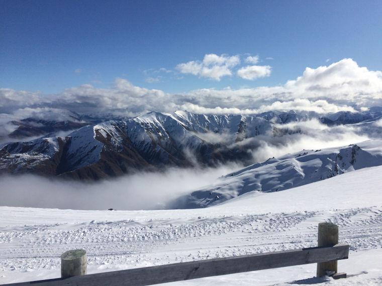 Cardrona Ski Resort – Südinsel Neuseeland