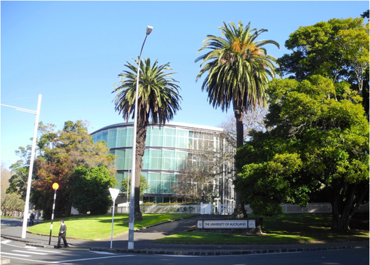 University of Auckland Neuseeland
