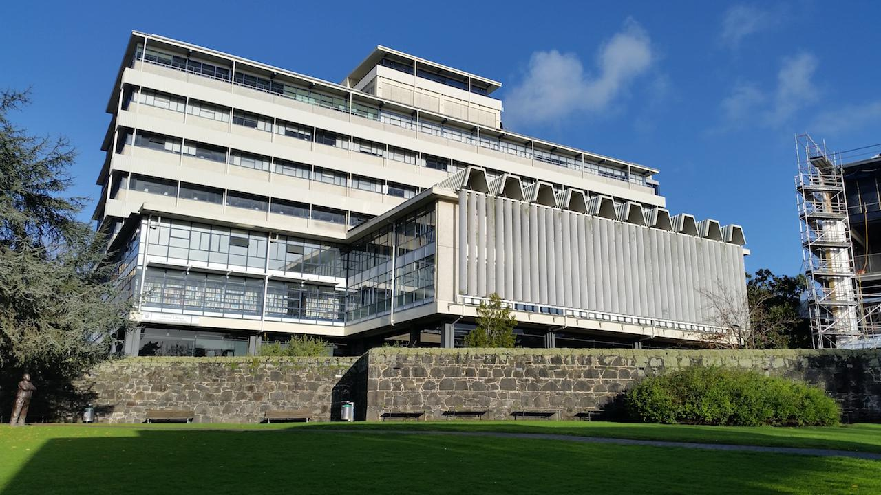 General Library Studium University of Auckland