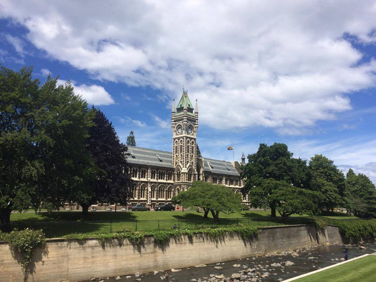 Clocktower University of Otago