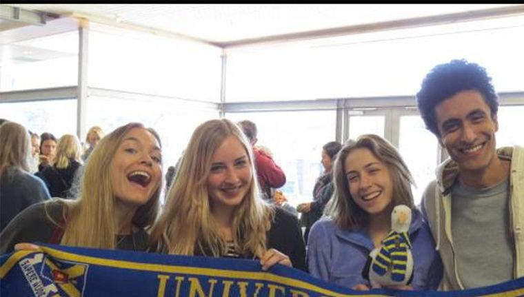 Freunde Studium Neuseeland