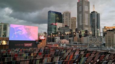 Rooftop Cinema Australien
